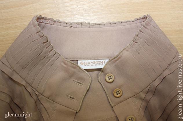 Купить блузку ретро