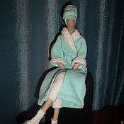 Куклы и игрушки ручной работы. Ярмарка Мастеров - ручная работа Фея банная. Handmade.