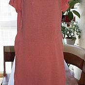"""Одежда ручной работы. Ярмарка Мастеров - ручная работа Летнее платье цвета форель """"Комфортное"""". Handmade."""