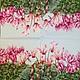Цикламены цветные Салфетка для декупажа Салфетка пр-во Германия Декупажная радость