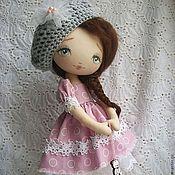 Куклы и игрушки ручной работы. Ярмарка Мастеров - ручная работа Кукла Инесса. Handmade.