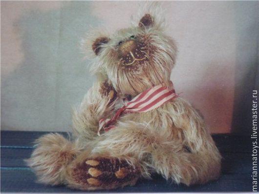 Мишки Тедди ручной работы. Ярмарка Мастеров - ручная работа. Купить Кот-мечтатель. Handmade. Кот, котик, кошка, мохер
