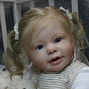 Куклы и игрушки ручной работы. Ярмарка Мастеров - ручная работа ,,Кристюшка,,. Handmade.