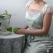"""Одежда ручной работы. Ярмарка Мастеров - ручная работа Сарафан """"Замоскворечье"""". Handmade."""
