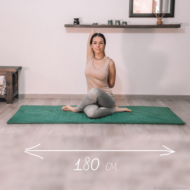 Eco Meditation Mat (70h180), Yoga Products, Kirov,  Фото №1