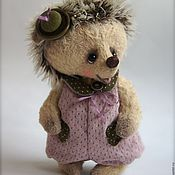 Куклы и игрушки ручной работы. Ярмарка Мастеров - ручная работа Мисс Пуговка. Handmade.