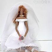 Куклы и игрушки ручной работы. Ярмарка Мастеров - ручная работа Невеста Елена. Handmade.