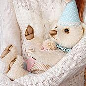 Куклы и игрушки ручной работы. Ярмарка Мастеров - ручная работа Большой мишка Фёдор. Handmade.