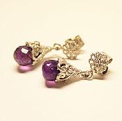 Украшения handmade. Livemaster - original item earrings briolette. Handmade.