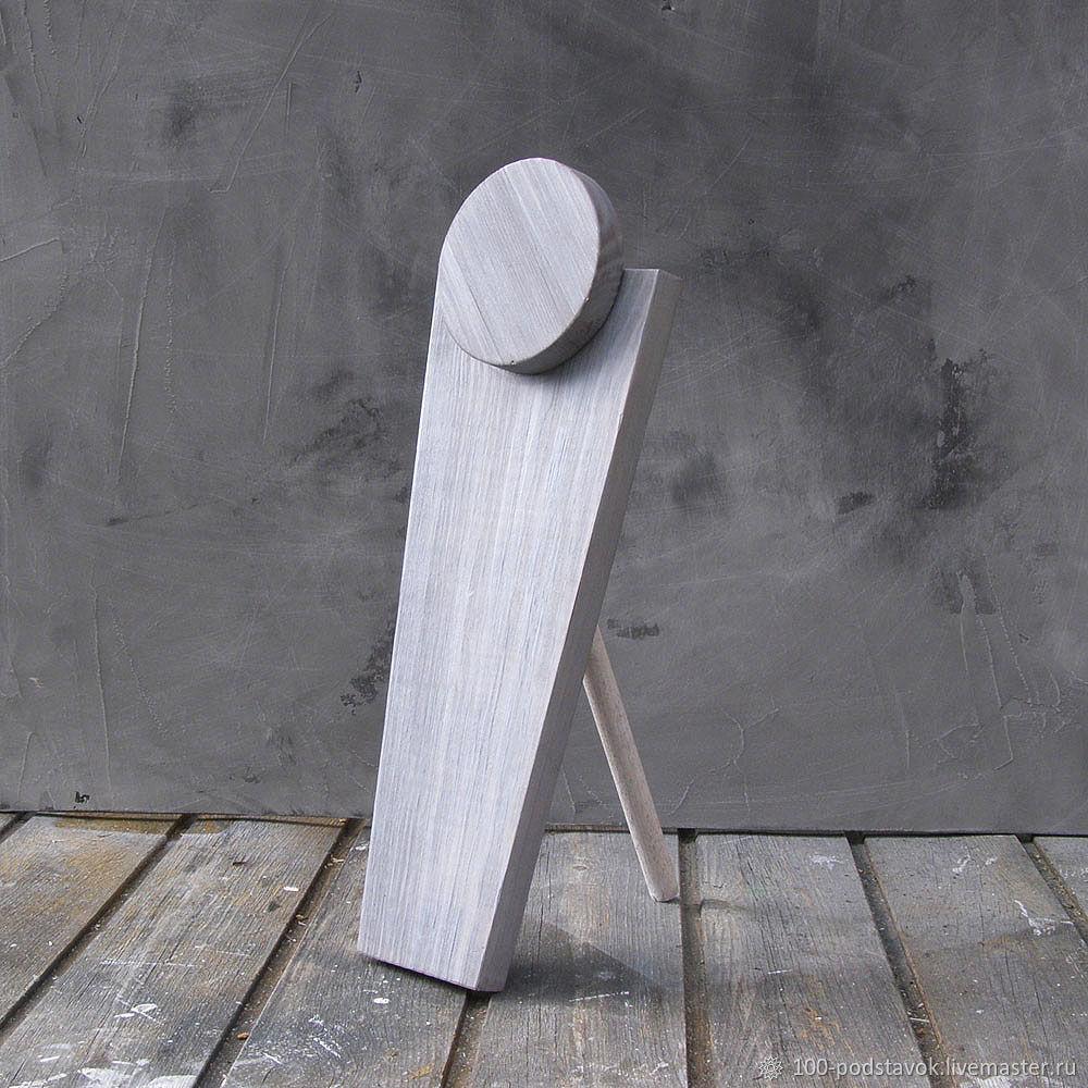 Бюст для украшений. Подставка для колье, Стенды, Москва,  Фото №1