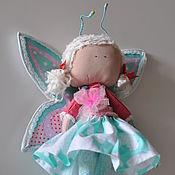 Куклы и пупсы ручной работы. Ярмарка Мастеров - ручная работа Кукла Бабочка. Handmade.