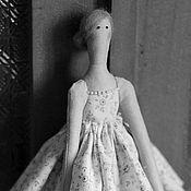 Куклы и игрушки ручной работы. Ярмарка Мастеров - ручная работа Тильда Балерина Маленькая. Handmade.