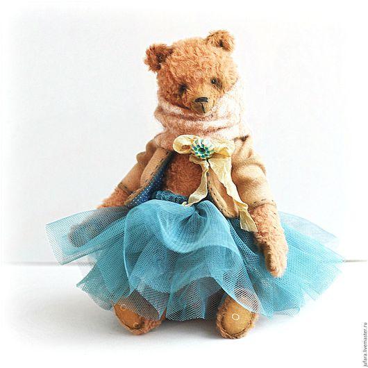 Мишки Тедди ручной работы. Ярмарка Мастеров - ручная работа. Купить J'Adore. Handmade. Коричневый, коллекционные медведи, весна