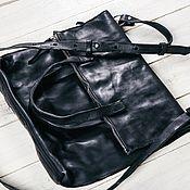Классическая сумка ручной работы. Ярмарка Мастеров - ручная работа Folding bag. Handmade.