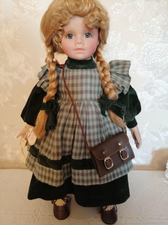 Винтаж: Кукла Джанет, Куклы винтажные, Санкт-Петербург,  Фото №1