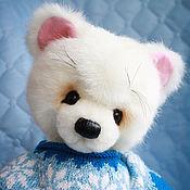 Куклы и игрушки ручной работы. Ярмарка Мастеров - ручная работа Снежок (41 см). Handmade.