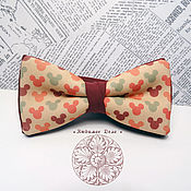 Аксессуары handmade. Livemaster - original item Bow tie Minnie mouse/ bows Minnie/ girlfriend of Mickey mouse/ Mick. Handmade.
