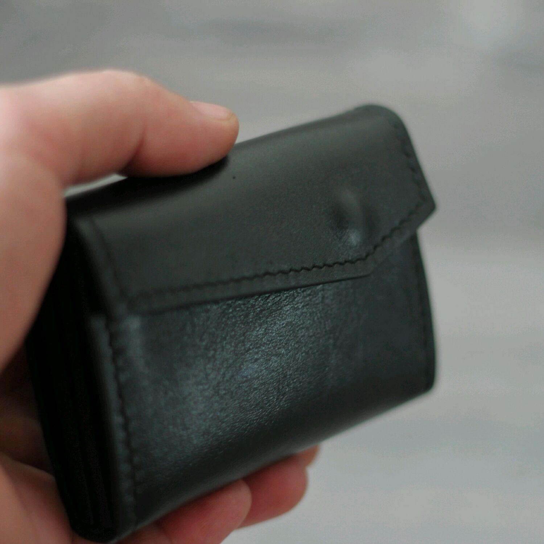 Handmade MINI5 wallet made of genuine leather, Wallets, Naberezhnye Chelny,  Фото №1