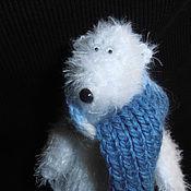 Подарки к праздникам ручной работы. Ярмарка Мастеров - ручная работа Белый Арктический медведь. Handmade.