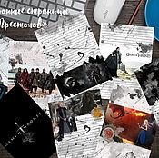 """Дизайн и реклама ручной работы. Ярмарка Мастеров - ручная работа Электронные страницы """"Игра Престолов"""". Handmade."""