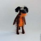 Куклы и игрушки ручной работы. Ярмарка Мастеров - ручная работа Жил-был пёс.... Handmade.