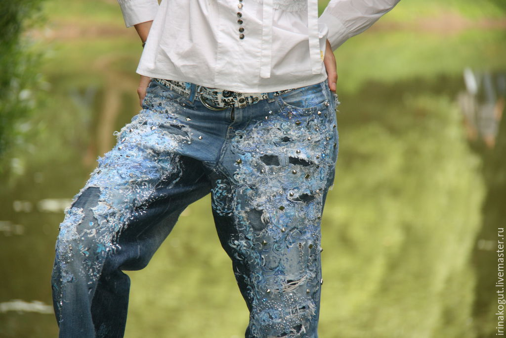 jeans boyfriend, Jeans, Moscow,  Фото №1