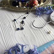 """Фотофоны ручной работы. Ярмарка Мастеров - ручная работа Фотофон деревянный """"Белая волна"""" двухсторонний. Handmade."""