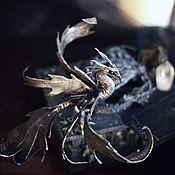 Куклы и игрушки ручной работы. Ярмарка Мастеров - ручная работа Темный феникс. Handmade.