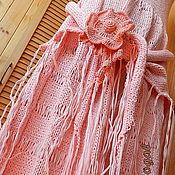 """Одежда ручной работы. Ярмарка Мастеров - ручная работа Платье """"РОЗ"""" из серии Флокс. Handmade."""
