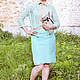Одежда. Заказать Костюм France 60-е годы винтаж. Анастасия Cinematographe. Ярмарка Мастеров. Винтаж, ручная работа