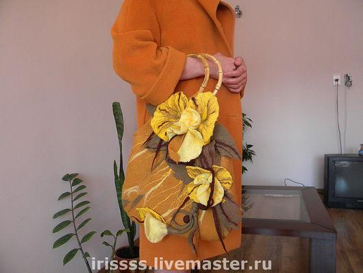 Женские сумки ручной работы. Ярмарка Мастеров - ручная работа. Купить весна. Handmade.