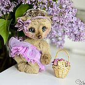 Куклы и игрушки ручной работы. Ярмарка Мастеров - ручная работа Ежичка Сиренька. Handmade.