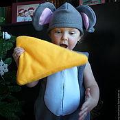 Работы для детей, ручной работы. Ярмарка Мастеров - ручная работа Скидка Мышка костюм. Handmade.