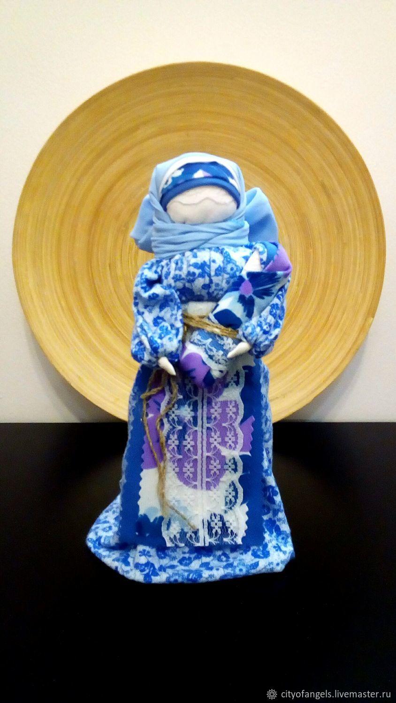 Mother foll (Mamushka) family amulet, Folk Dolls, Nizhny Novgorod,  Фото №1