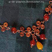 """Украшения ручной работы. Ярмарка Мастеров - ручная работа Браслет """"Золотая осень"""". Handmade."""