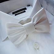 Свадебный салон handmade. Livemaster - original item Tie Wedding. Handmade.