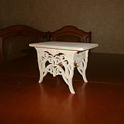 handmade. Livemaster - original item Doll furniture: doll table 1548. Handmade.