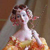 """Куклы и игрушки ручной работы. Ярмарка Мастеров - ручная работа Авторская кукла """" Фея кукол"""". Handmade."""