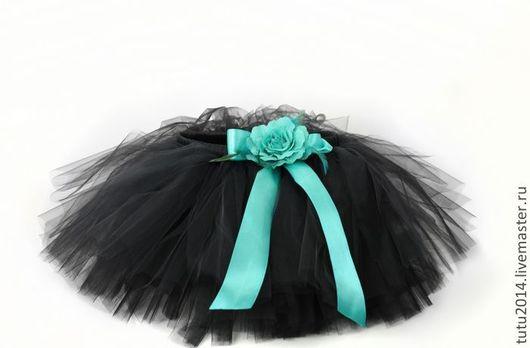 Черная юбочка-пачка Tutu Black