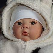 Куклы Reborn ручной работы. Ярмарка Мастеров - ручная работа Коллекционная кукла реборн Акина. Handmade.