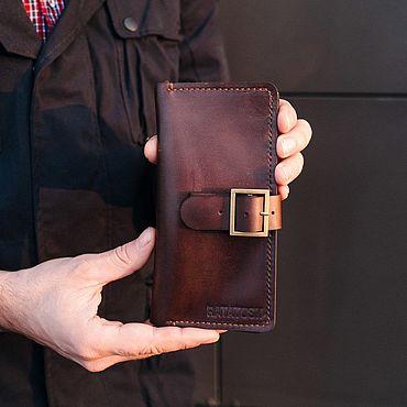Bags and accessories handmade. Livemaster - original item Women`s wallet LISBON. Handmade.