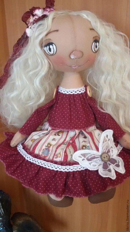 Куклы тыквоголовки ручной работы. Ярмарка Мастеров - ручная работа. Купить Малышка Тыковка. Handmade. Разноцветный, ручная работа