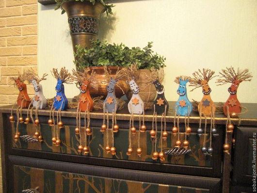 """Игрушки животные, ручной работы. Ярмарка Мастеров - ручная работа. Купить Подарок-шутка """"Ржём, пьём и пашем""""))). Handmade. Лошадка"""