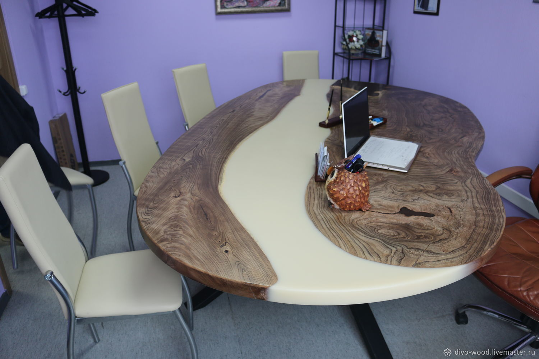 Table made of slabs of 'Coffee bean', Tables, Nizhny Novgorod,  Фото №1