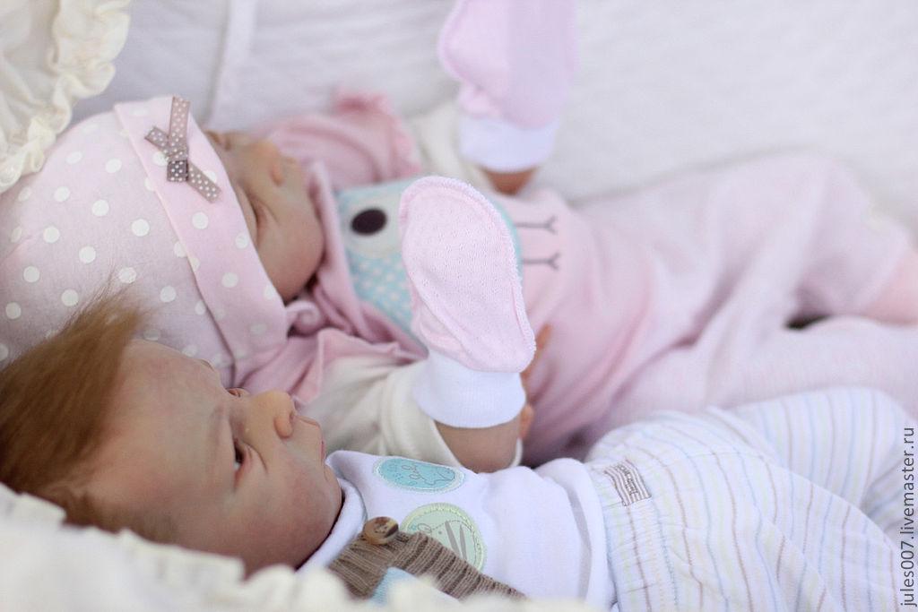 Reborn baby Amyan, Куклы Reborn, Москва,  Фото №1