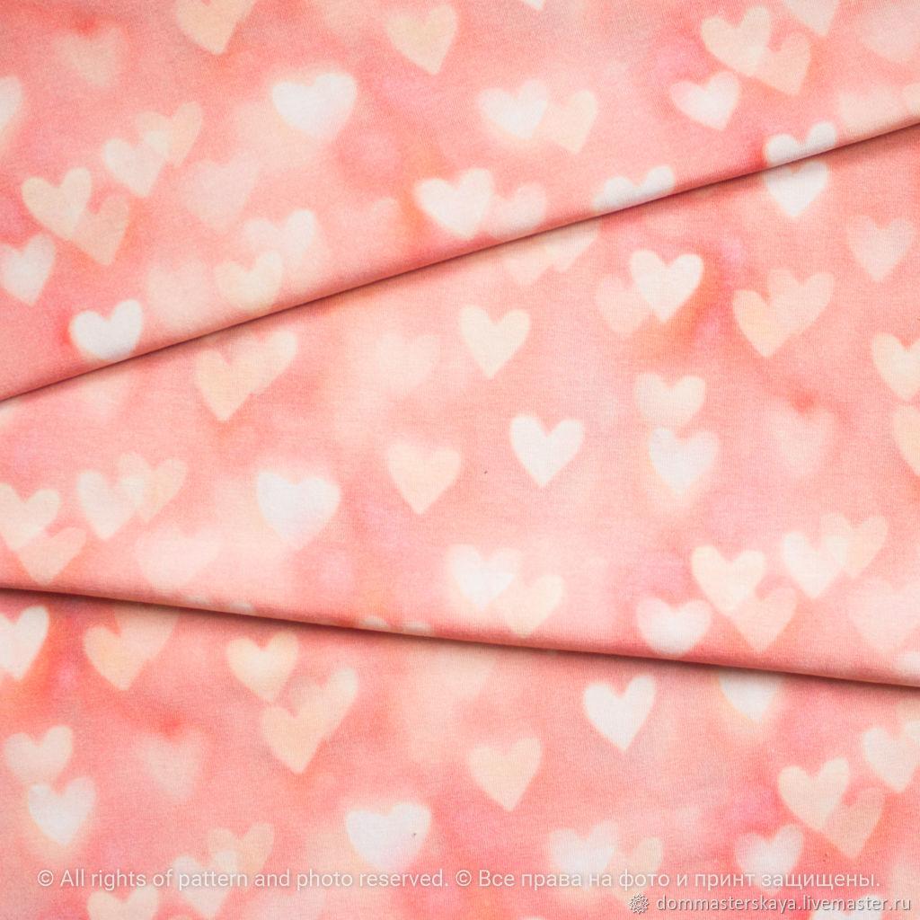 Kulirka Glowing hearts, Fabric, Moscow,  Фото №1