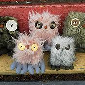 """Куклы и игрушки ручной работы. Ярмарка Мастеров - ручная работа Игрушки """"Совята"""". Handmade."""