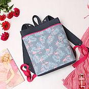 "Рюкзак Dailylike ""Фламинго"""