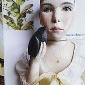 Куклы и игрушки ручной работы. Ярмарка Мастеров - ручная работа Деревянная авторская кукла. Handmade.