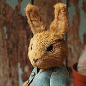Куклы и игрушки ручной работы. Ярмарка Мастеров - ручная работа Кролик Питер по сказкам Беатрикс Поттер. Handmade.